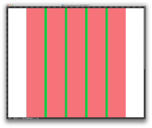 Overlays showing two grids at once
