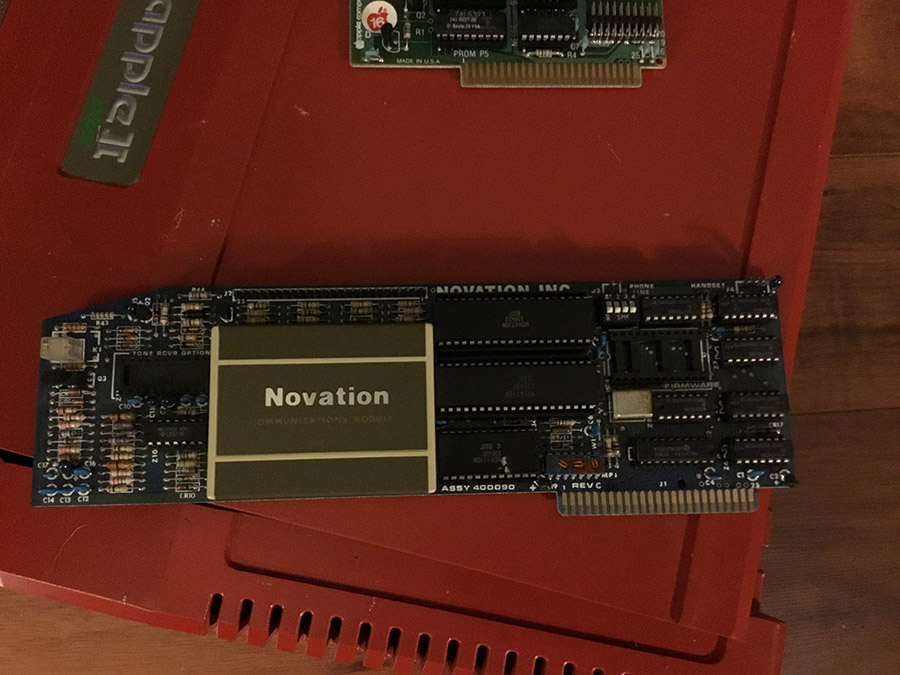Novation Communications Module (Modem)